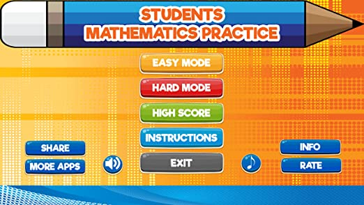 Amazon com: Students Mathematics Practice: Appstore for Android