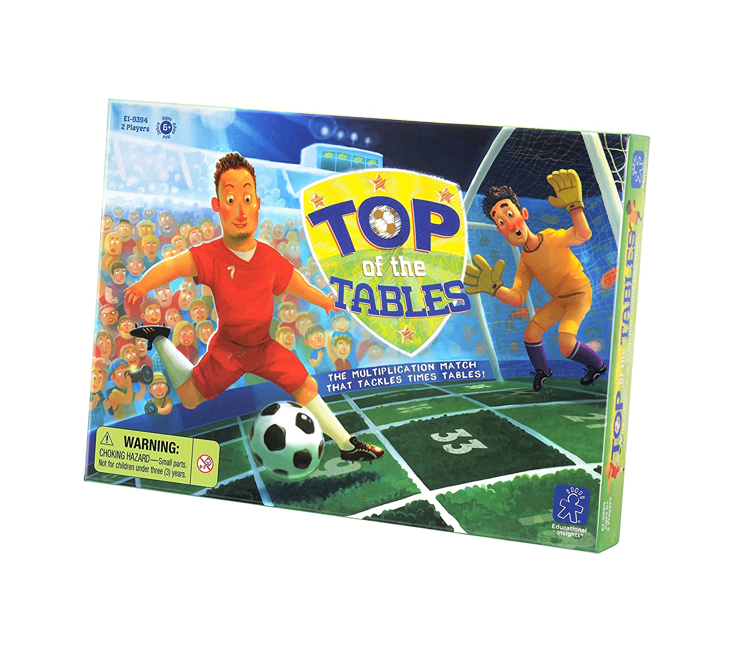 Learning resources top of the tables times table game amazon learning resources top of the tables times table game amazon toys games gamestrikefo Gallery