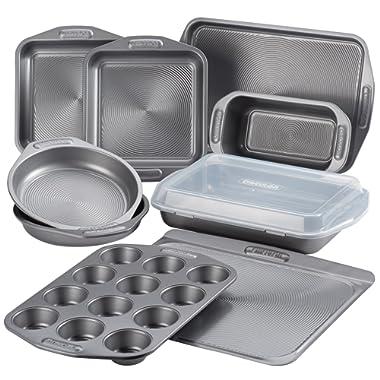 Circulon 46847 Total Nonstick Bakeware Set, 10-Piece