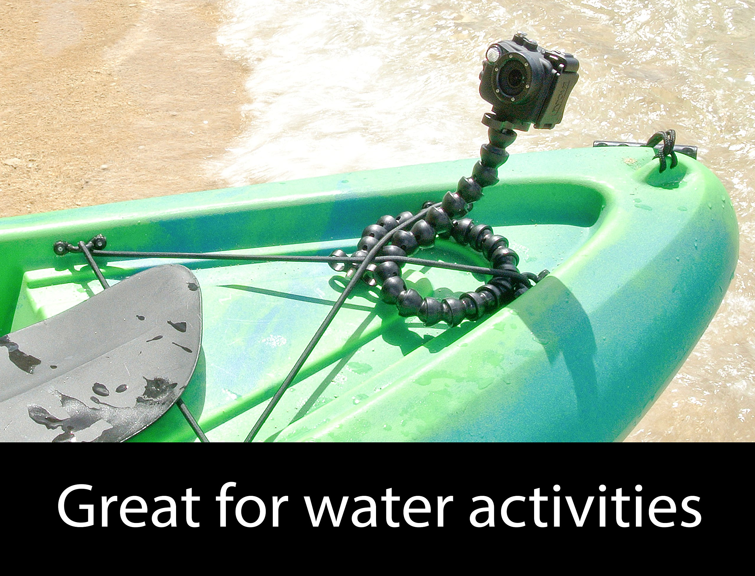 Intova X2 Waterproof 16MP Action Camera with Built-in 150-Lumen Light and WiFi by Intova (Image #8)