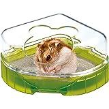 RODY LOUNGE TOILET HOUSE Vert Kiwi toilettes pour hamster,souris, gerbilles,
