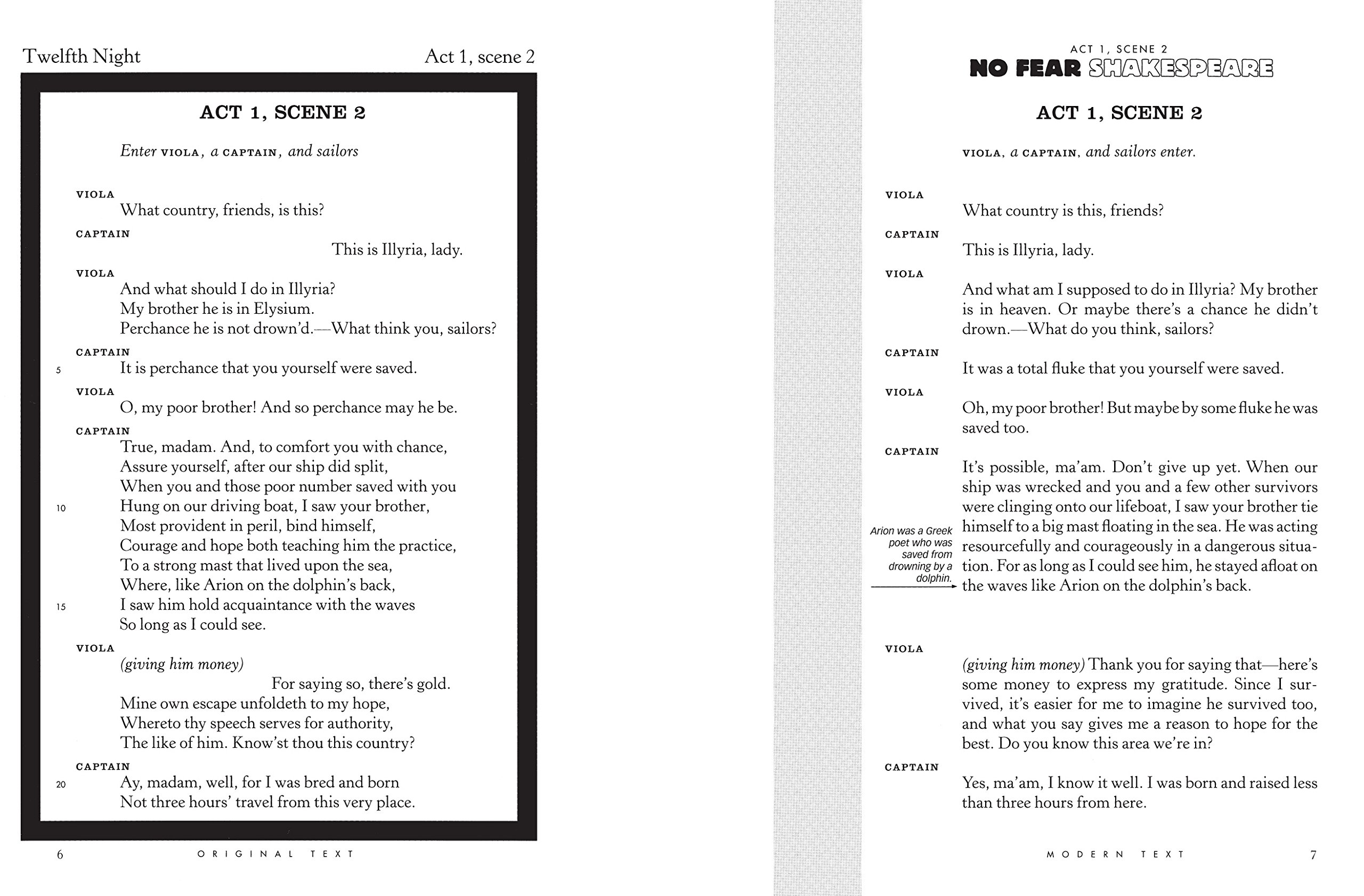 No Fear Shakespeare Twelfth Night Pdf