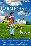 Line Dancing Bundle: (Box Set Prequel & Books 1-3) (The Texas Two-Step Series)