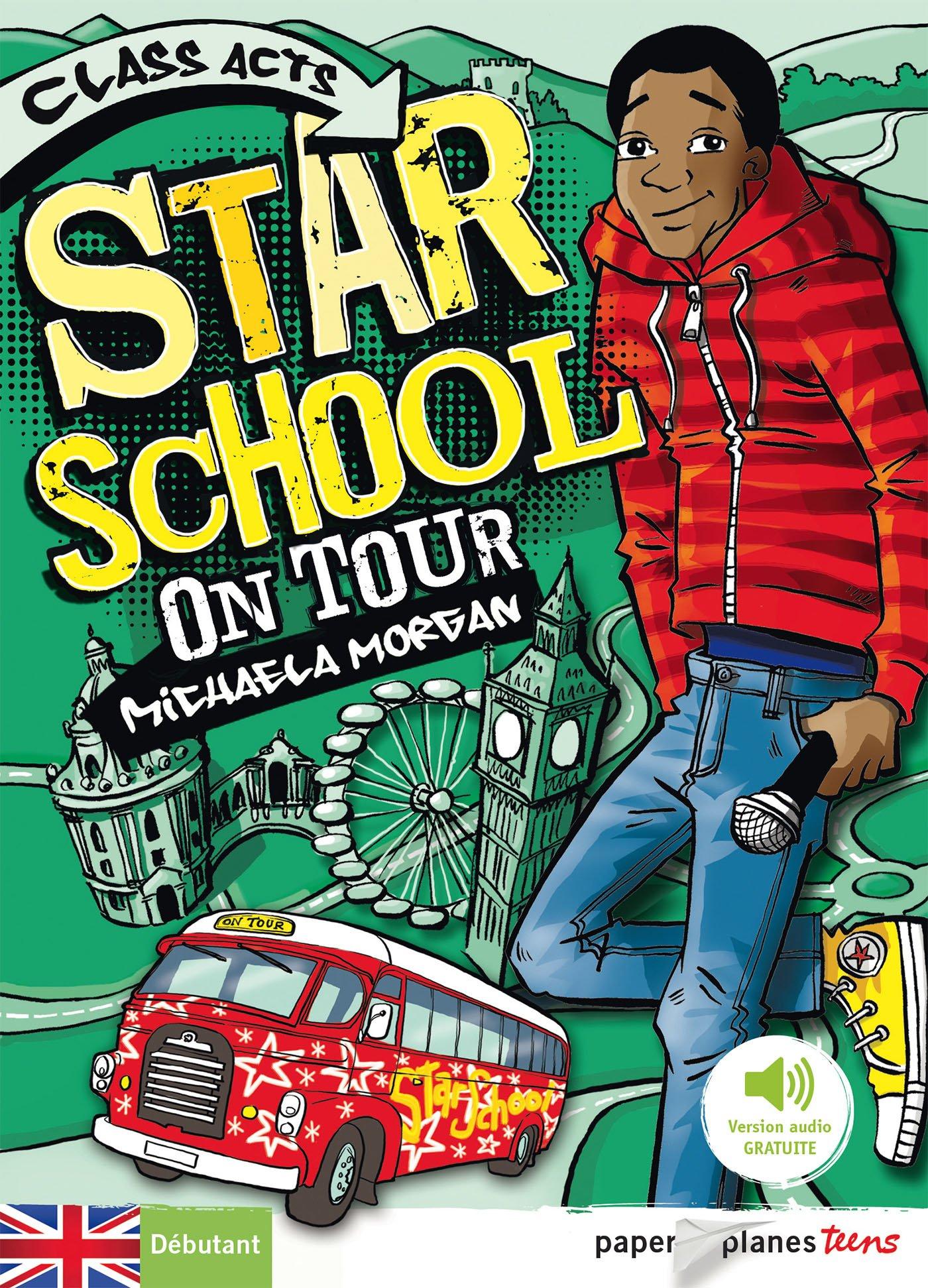 Star School On Tour Livre Mp3 Amazon Fr Michaela