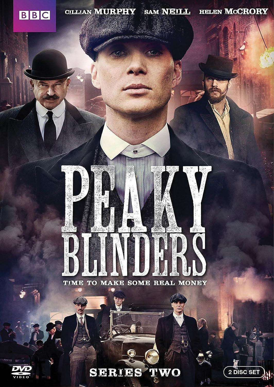 Peaky Blinders: Season 2: Amazon.ca: Cillian Murphy, Sam Neill, Helen McCrory, Tom Hardy, Various: DVD