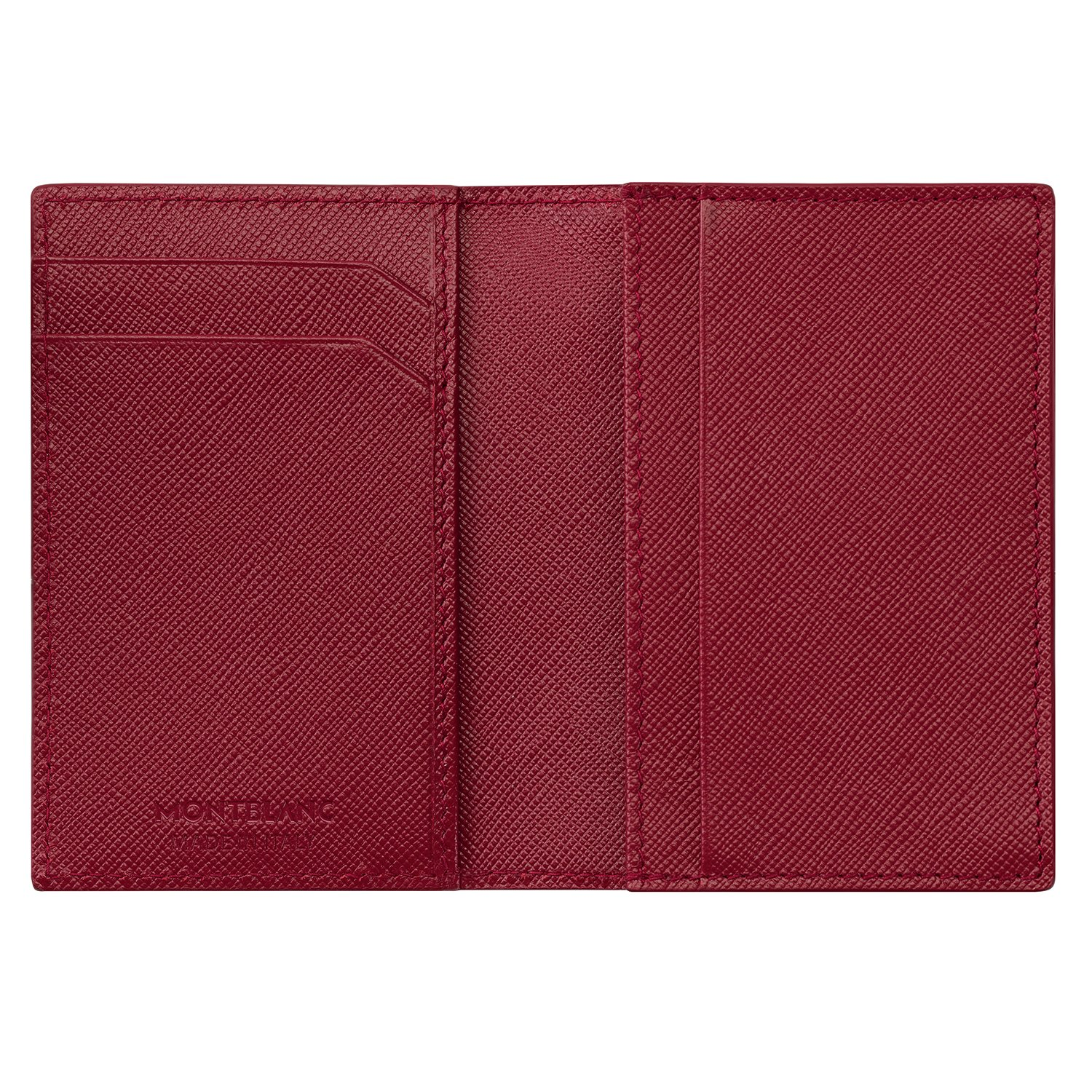 Montblanc 115848 Business Card Holder with Gusset by MONTBLANC (Image #2)
