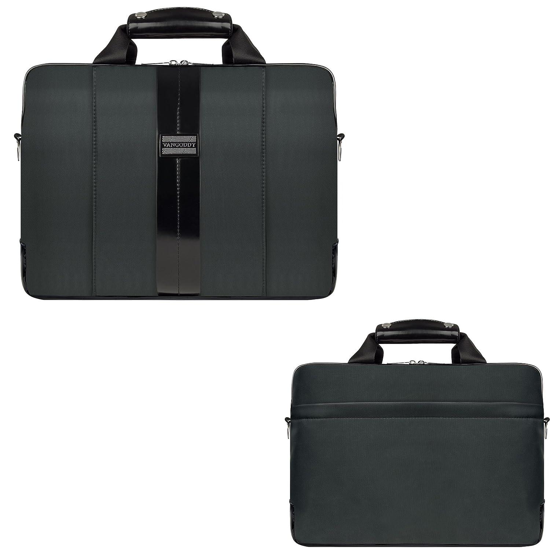 066762e1d5d1 Amazon.com: Men's Carrying Case Laptop Shoulder Bag Messenger Bag ...