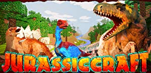 JurassicCraft Pro by Survival, Explore and Craft Games LLC