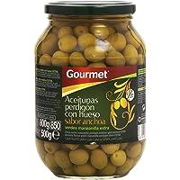 Gourmet - Aceitunas perdigón con hueso - Sabor