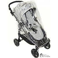 Protector de lluvia compatible con minicochecito Baby Jogger