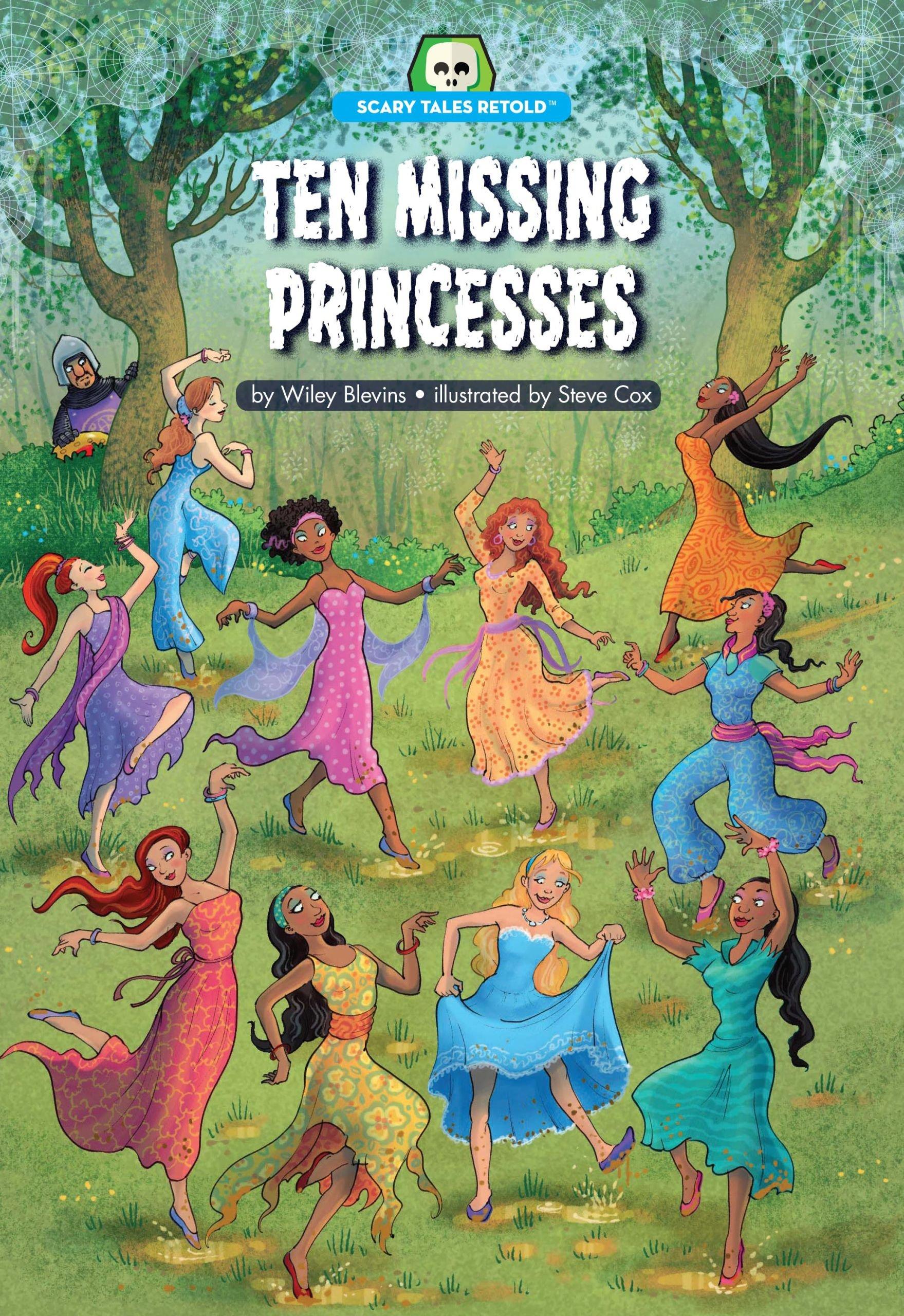 Ten Missing Princesses (Scary Tales Retold) pdf
