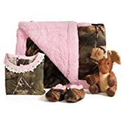 Baby Girls First Hunting Gift Package (PINK)