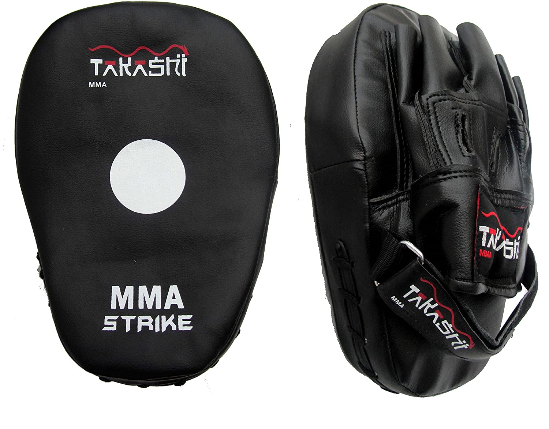 最安価格 MMA Punch MittsフォーカスパッドパッドTakashi 1ペア( MMA Curvedパッド)空手テコンドー、Kempo 1ペア( B00BP91ATA、Strikeターゲット B00BP91ATA, 多田製菓:616b9672 --- a0267596.xsph.ru