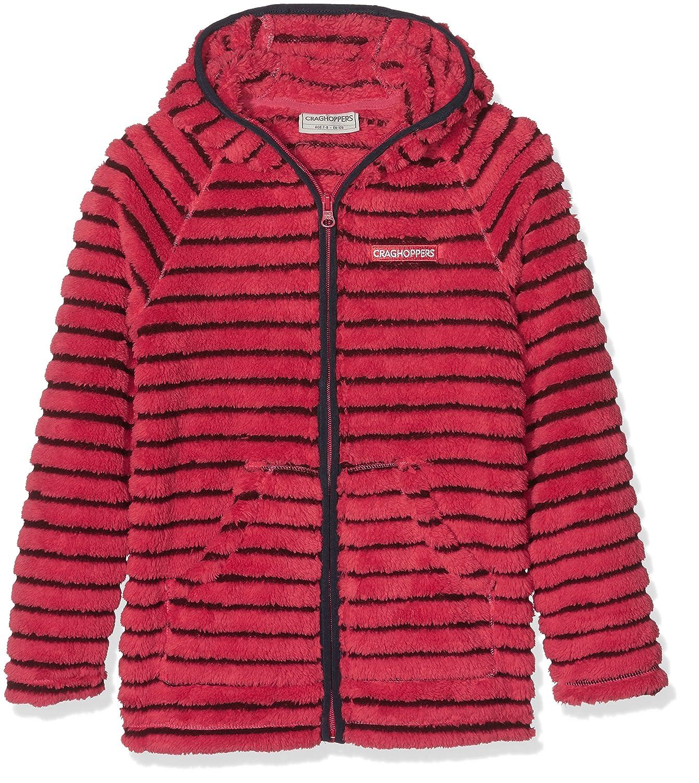 Craghoppers Earlton - - Earlton Chaqueta para niño, Chaqueta, Niños, Color Maple Rojo, tamaño 13 años e71ab5