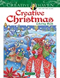 Amazon Creative Haven Winter Scenes Coloring Book