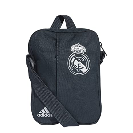 9383fdca160 Amazon.com : adidas 2018-2019 Real Madrid Organiser (Dark Grey) : Sports &  Outdoors