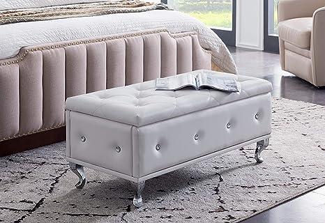 Astounding Kings Brand Furniture Bench White Short Links Chair Design For Home Short Linksinfo