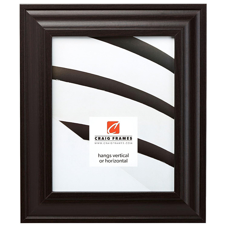 (クレイグフレーム) Craig Frames フォト/ポスターフレーム 滑らか仕上げ 幅2インチ さまざまな色 8.5x11 ブラウン 760368511AC B004L6PWKW 8.5x11|Brazilian Walnut Brazilian Walnut 8.5x11
