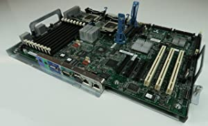 HP 439399-001 System board (motherboard) - Includes tray, screws, and supports - For use with Intel Xeon 53xx processors