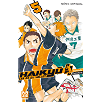 Haikyu !! - Les As du volley T05 (French Edition)