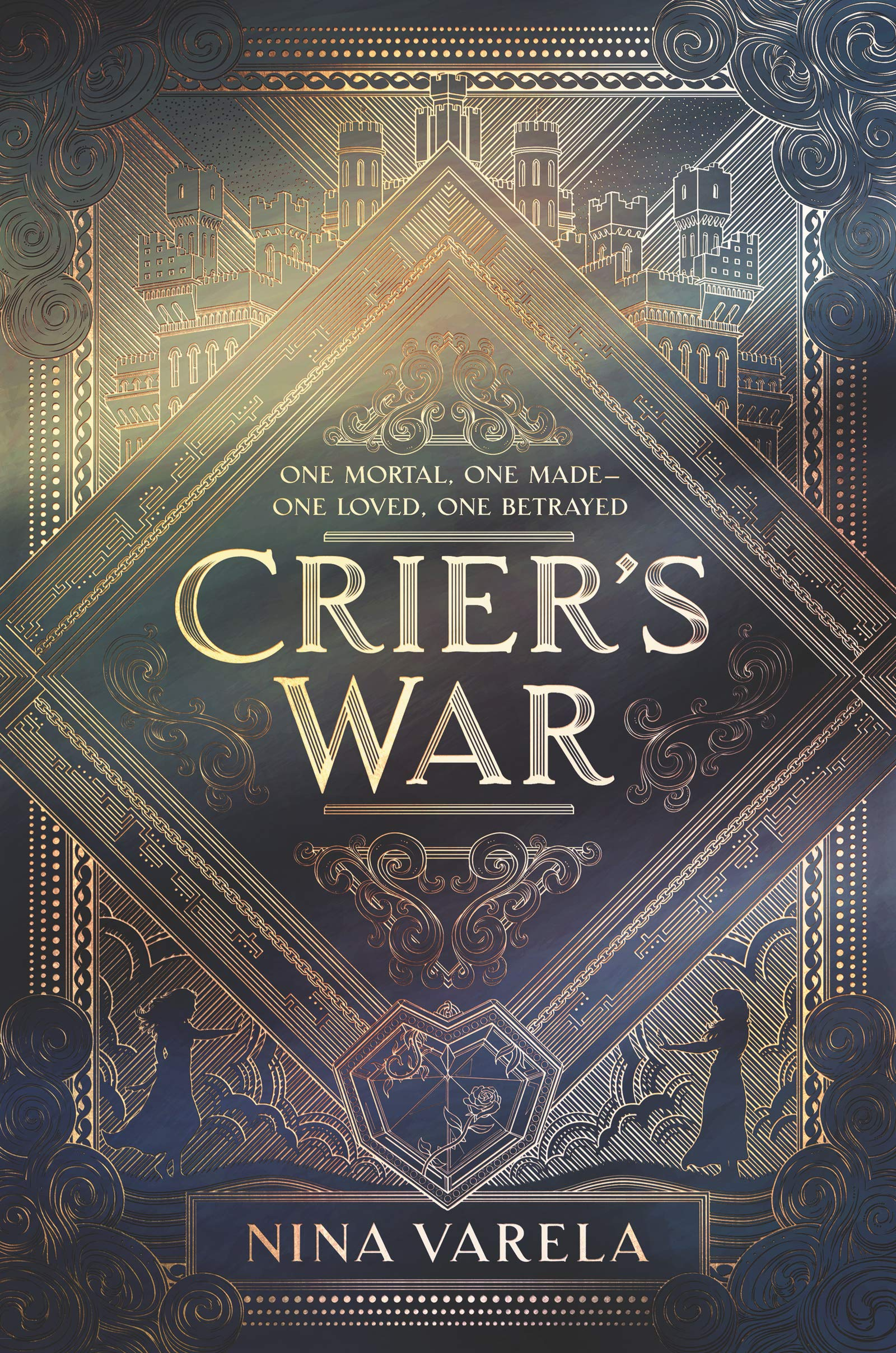Amazon.com: Crier's War (9780062823946): Varela, Nina: Books