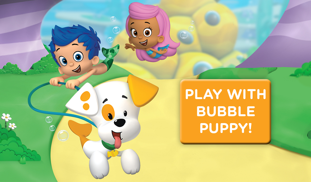 Amazon.com: Bubble Puppy: Play and Learn: Appstore for Android