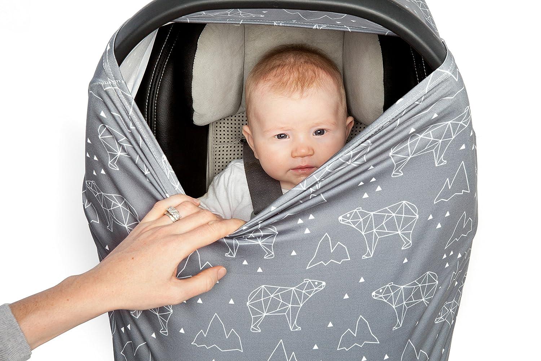 Amazon.com: Funda para asiento de coche para bebé, para ...