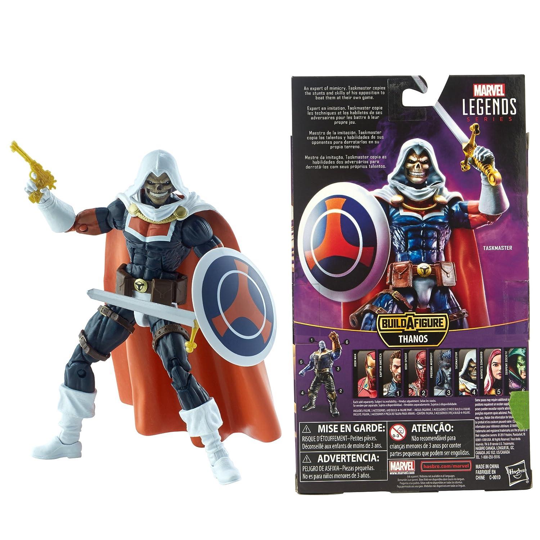 Amazon.com Marvel Legends Series Avengers Infinity War 6-inch Taskmaster Hasbro Toys \u0026 Games  sc 1 st  Amazon.com & Amazon.com: Marvel Legends Series Avengers Infinity War 6-inch ...