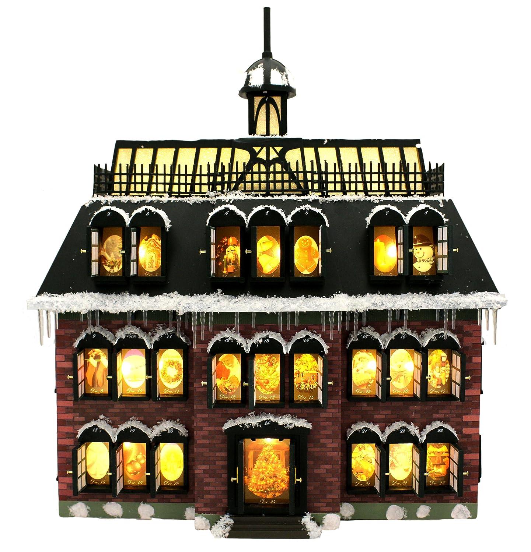 Christmas Vacation Advent House Calendar.National Lampoons Christmas Vacation Advent House Calendar