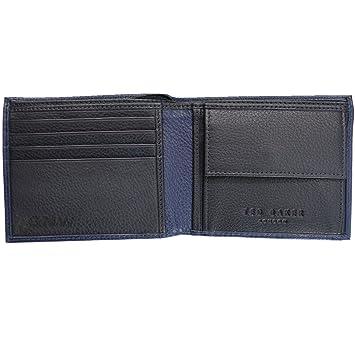 d818e18830 Ted Baker Saint Men's Wallet Blue: Amazon.co.uk: Shoes & Bags