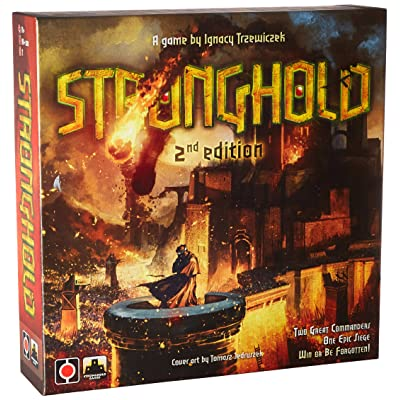 Stronghold 2nd Edition Game: Toys & Games