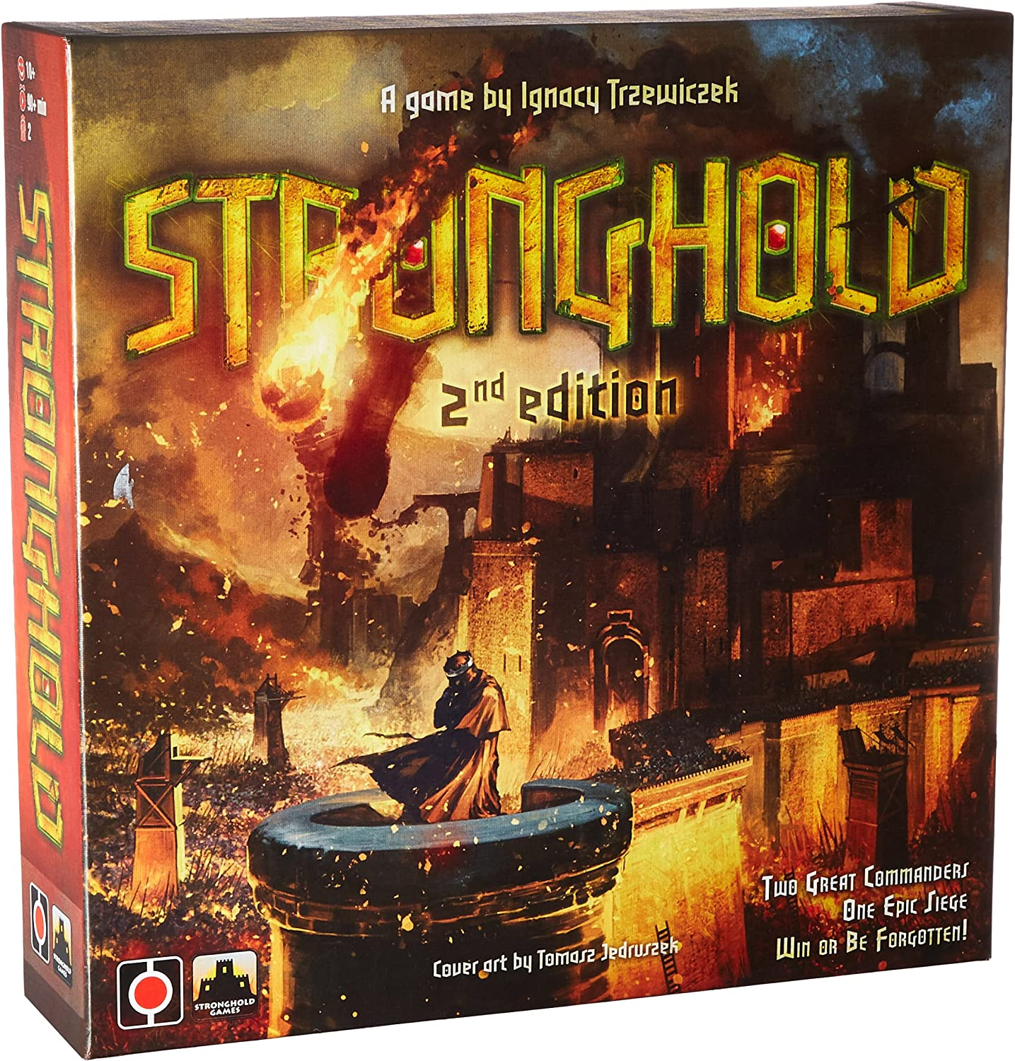 Stronghold 2nd Edition - Board Game - English