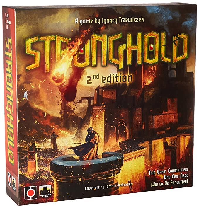 Stronghold 2nd Edition - Board Game - English: Amazon.es: Juguetes y juegos
