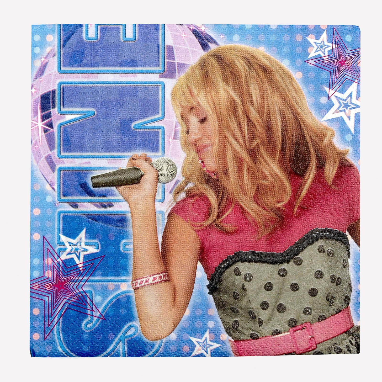 Hannah Montana - Rock the Stage Lunch Napkins (16 count)