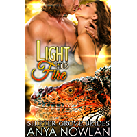 Light His Fire: Paranormal BBW Dragon Shifter Mail-Order Bride Romance (Shifter Grove Brides Book 3)