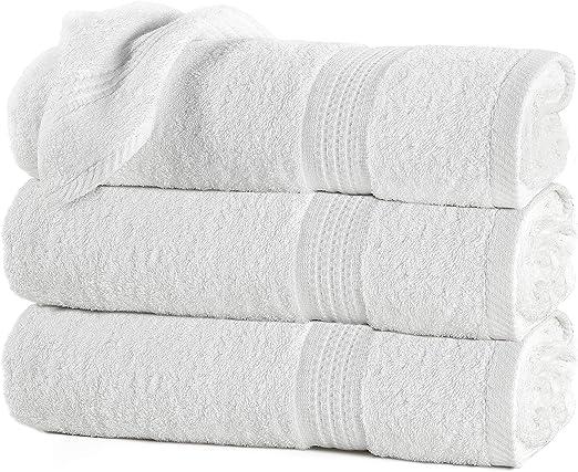 Luxury 100/% Egyptian Hotel cotton super soft 500GSM Towels Hand Bath Towel Sheet