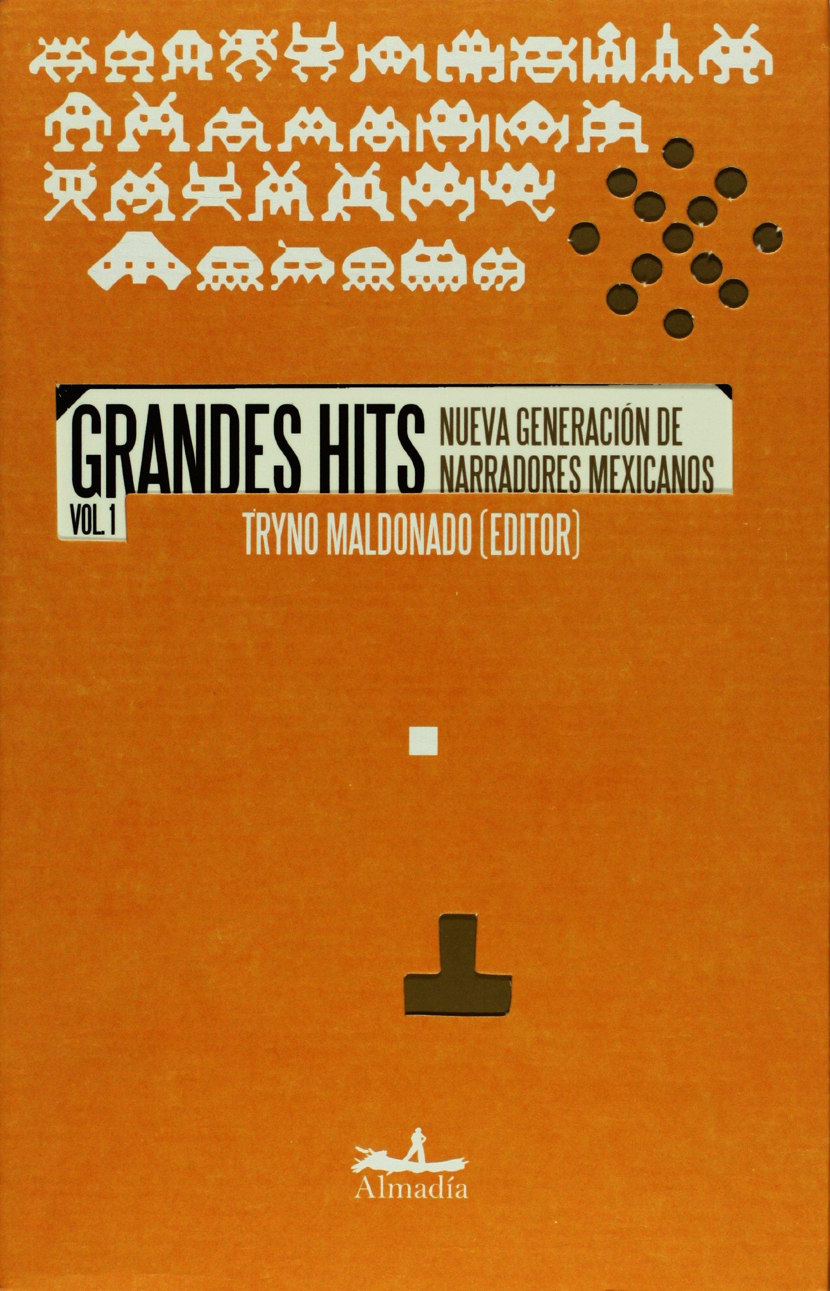 Grandes hits, nueva generacion de narradores mexicanos (Mar abierto/ Open Sea) (Spanish Edition): Tryno Maldonado: 9789709854442: Amazon.com: Books