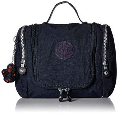 Amazon.com  Kipling Connie Solid Hanging Toiletry Bag, True Blue  Clothing 25f5d52bc3
