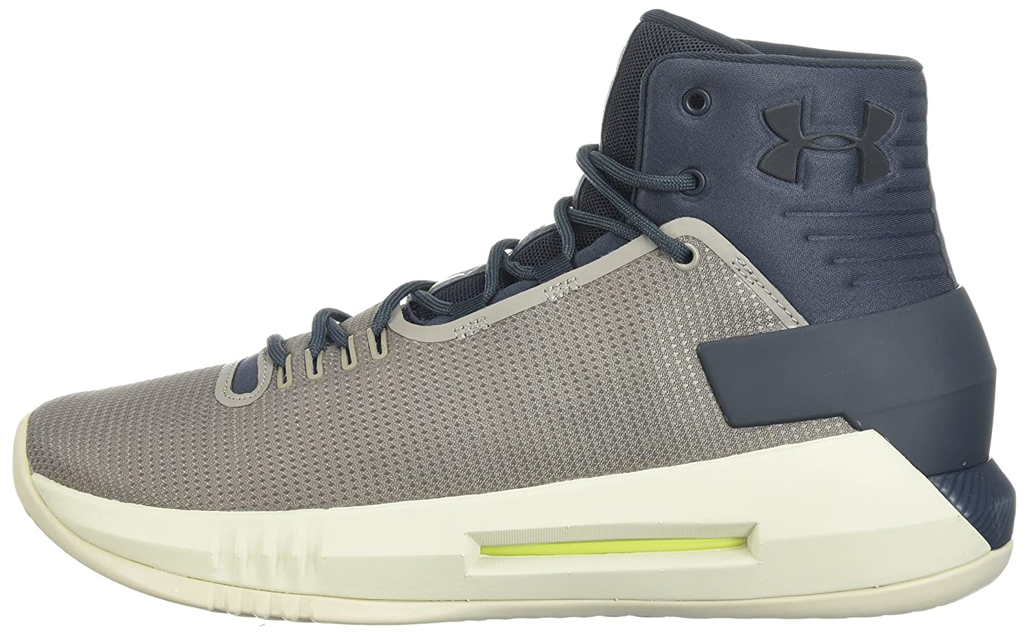 Man's/Woman's Under Armour Men's Drive 4 Basketball Shoe renewed Modern technology New design renewed Shoe on time RW25209 a165b1