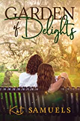 Garden of Delights: A slow-burn, steamy, multicultural, unusual college rom-com Kindle Edition