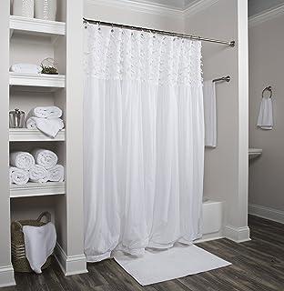 Amazon.com: Famous Home Margarita Shower Curtain, Blue: Home & Kitchen