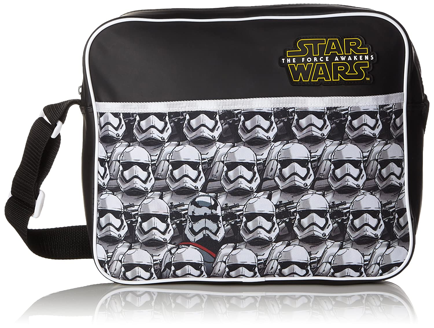 Star Wars Record Bags & Accessories Synthetic Material School Bags Black/White