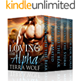 Loving the Alpha: A Paranormal Shape Shifter Romance Collection