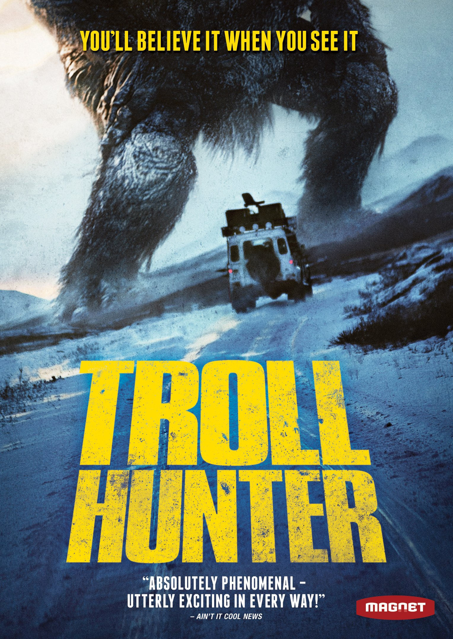 DVD : Troll Hunter (, Widescreen)