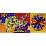 Jelly Belly Bean Boozled with Spinner Wheel Game 4th Edition, 3.5 Ounce
