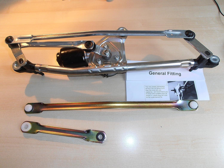 wiper Motor linkage rod set .Wipex Kit no.100 Wipex ltd Bipper Nemo.Fiorino.Qubo