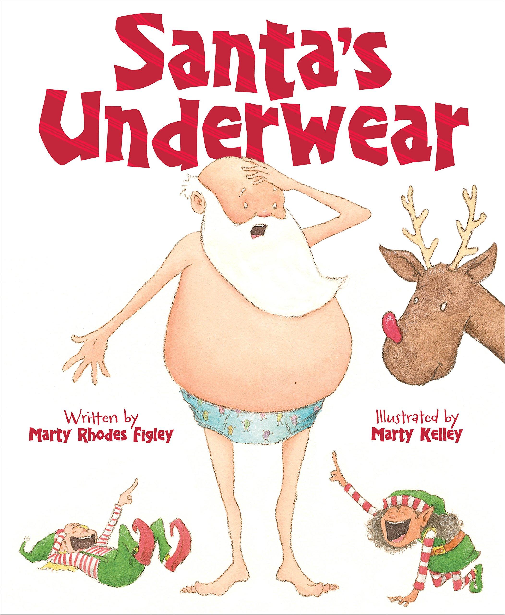 Santas Underwear Marty Rhodes Figley product image