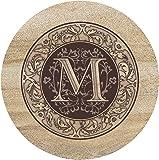 Thirstystone Sandstone Trivet Monogram M