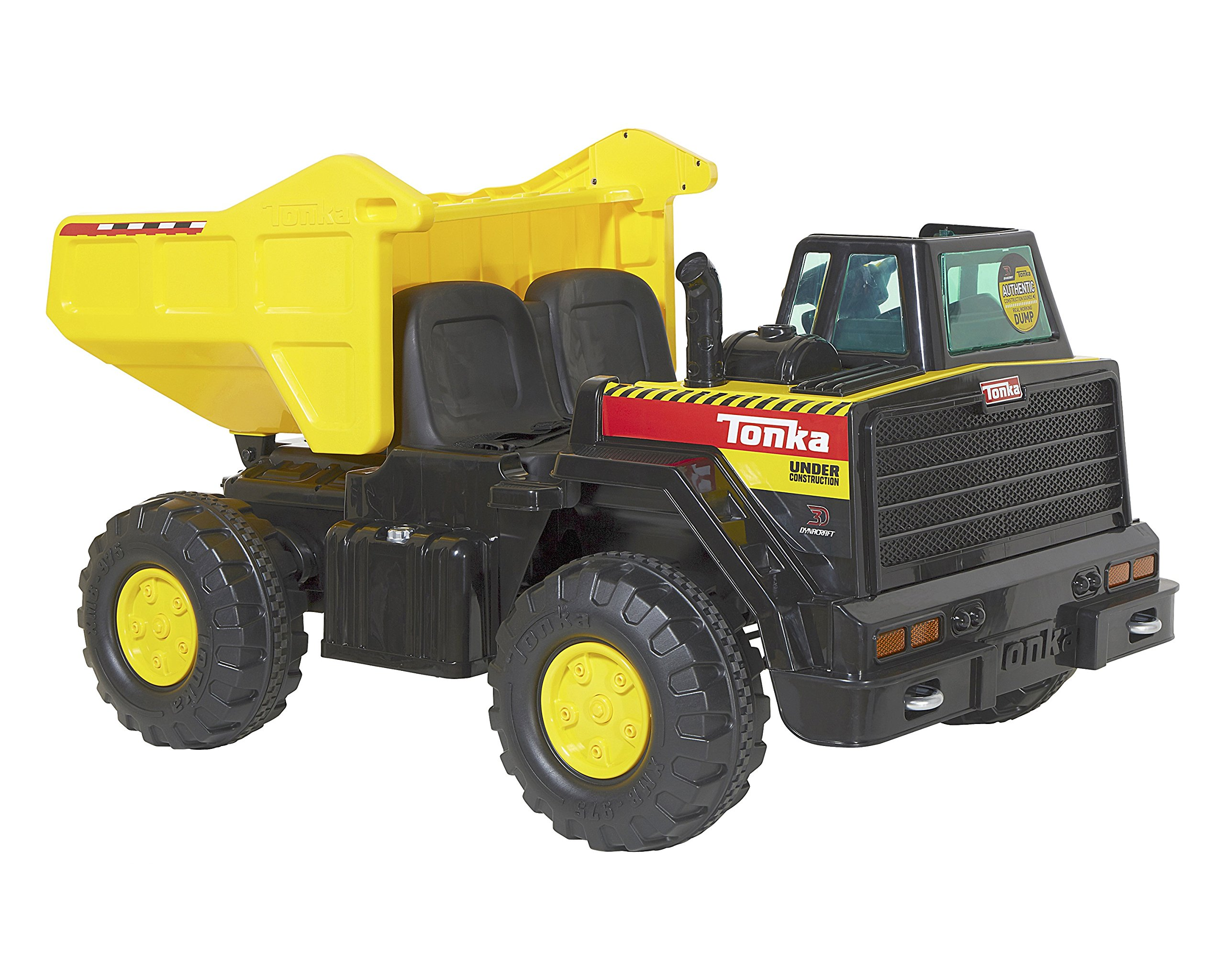 Tonka 12V Dump Truck Ride-On
