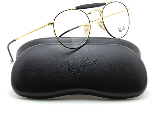 1650bc4750c Image Unavailable. Image not available for. Color  Ray-Ban RX3747V Round  Metal Optics Prescription EyeGlasses ...